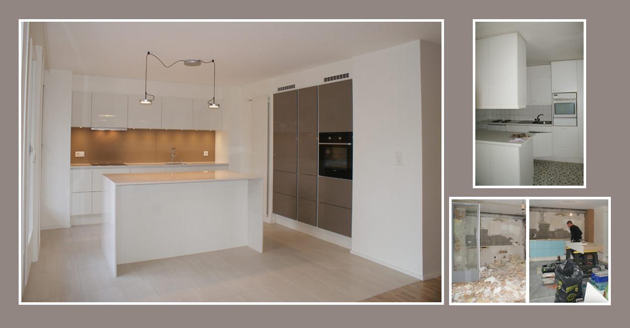 Küchen Renovierungen - Lemli Interiors